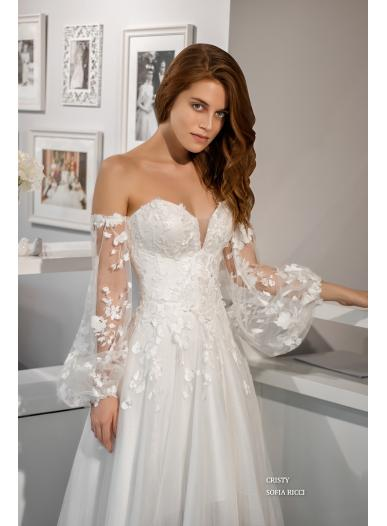 Wedding dress CRISTY