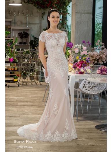 Svatební šaty STEFANIA