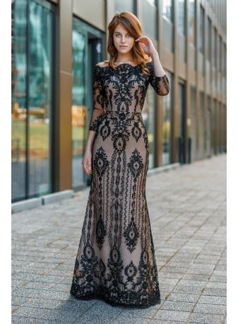 Evening dress AMILIA