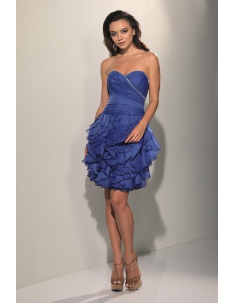Evening dress WAVE