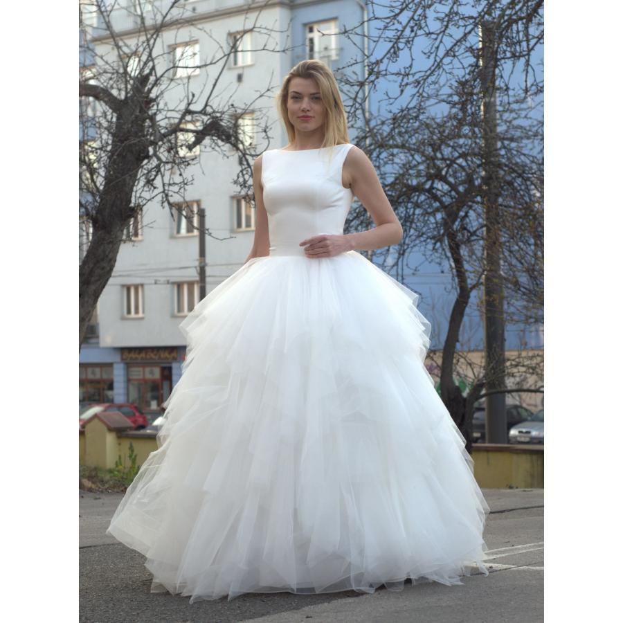 Wedding dress AXELLE