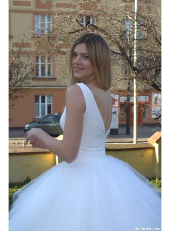 Wedding dress AXELLE