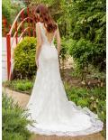 Wedding dress DOMIA
