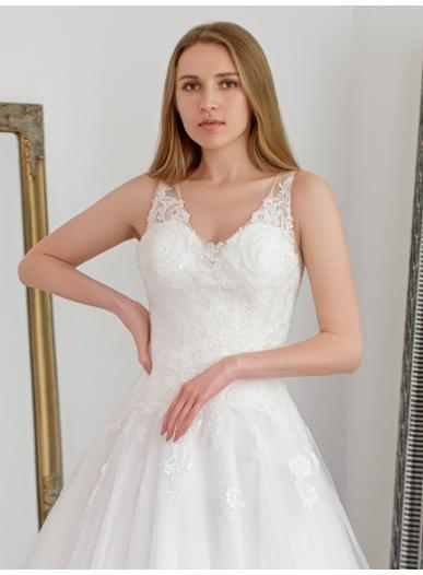 Wedding dress CARESSA