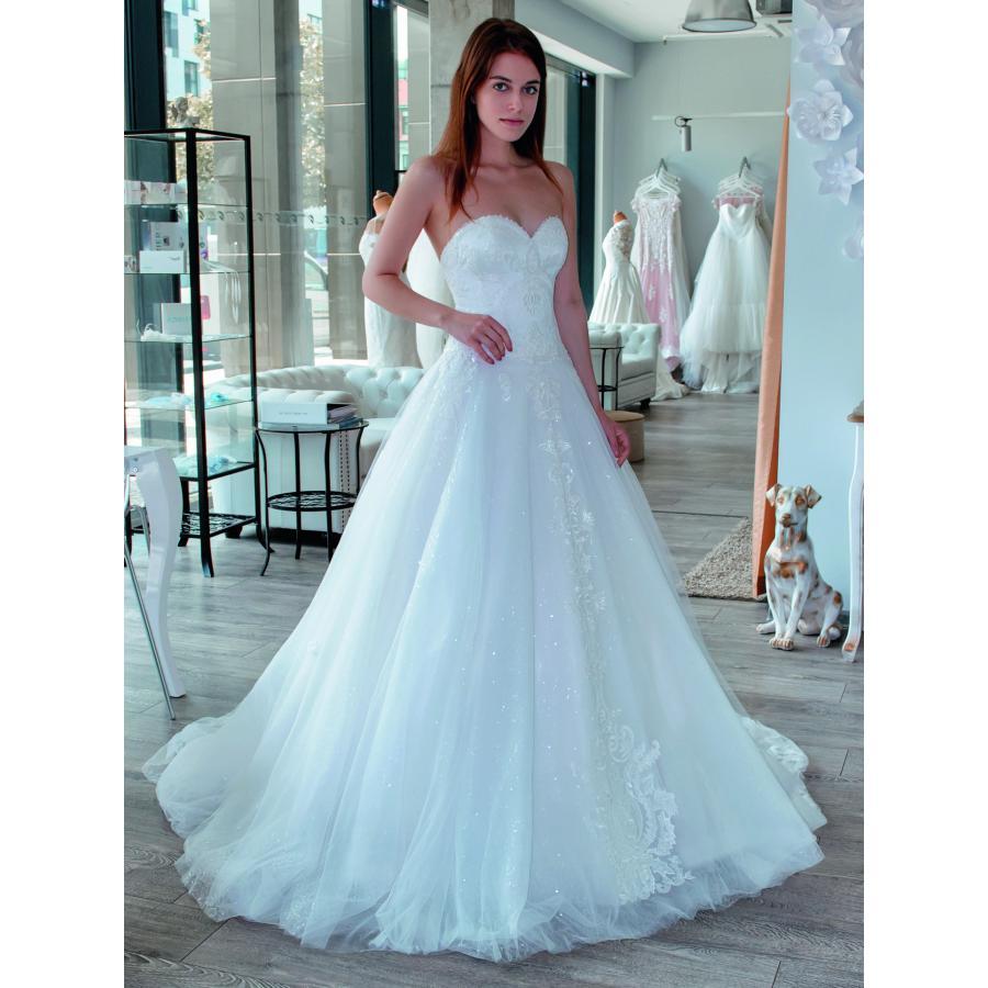 Wedding dress CHARLINE