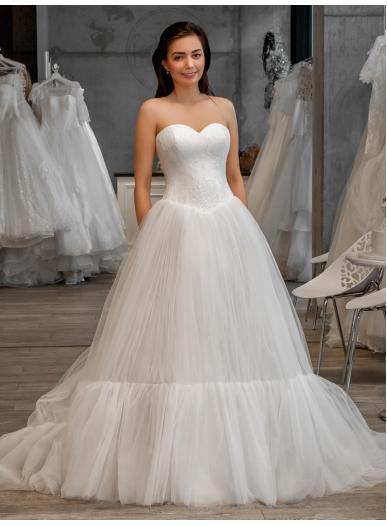 Wedding dress CONSTANCE