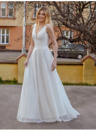 Wedding dress JUSTINE