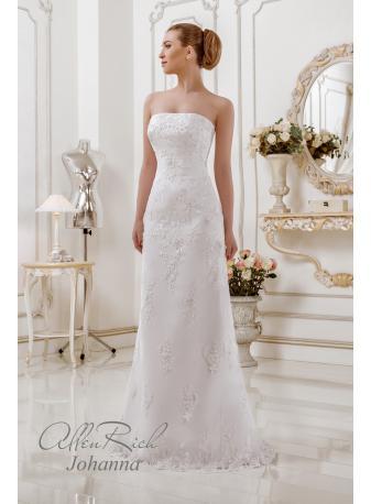 Wedding dress JOHANNA white