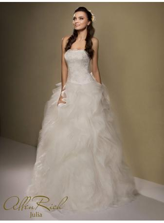 Wedding dress JULIA white