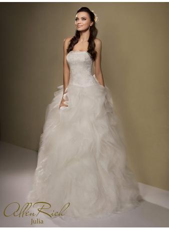 Wedding dress JULIA white