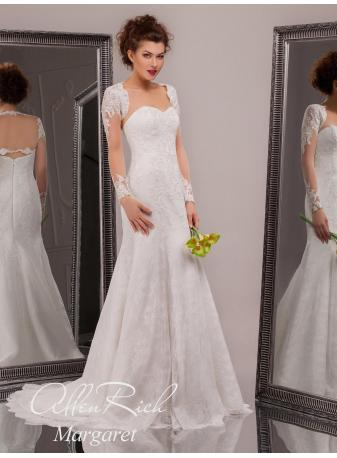 Wedding dress MARGARET+bolero