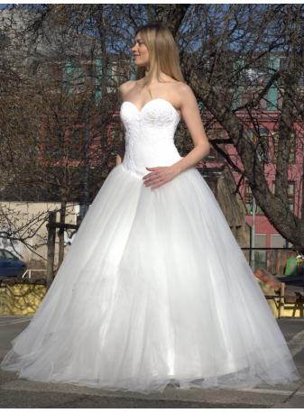 Wedding dress SOLENIE