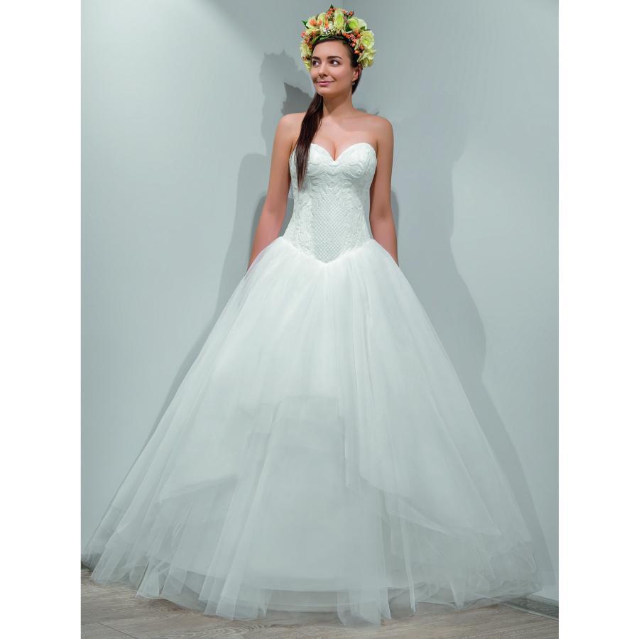 Wedding dress SOLENIE