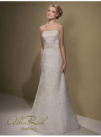 Wedding dress SHARLOTTA white