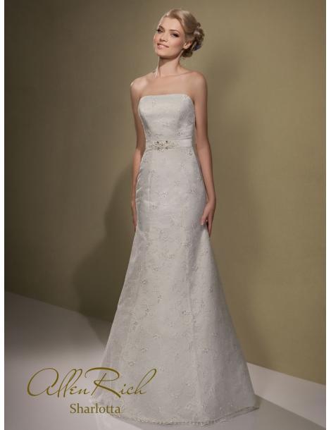 Wedding dress SHARLOTTA white