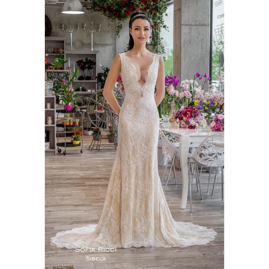 Wedding dress SIBELA