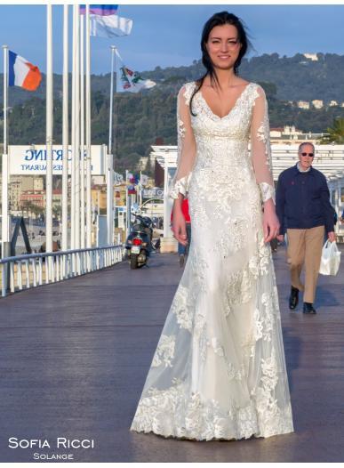 Wedding dress SOLANGE