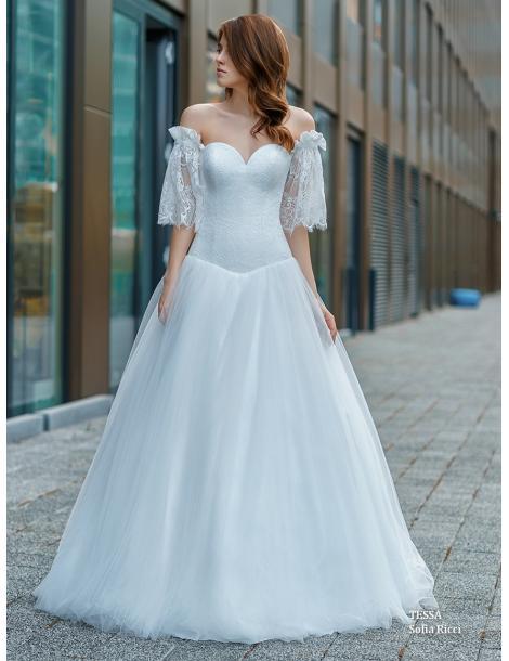 Wedding dress TESSA