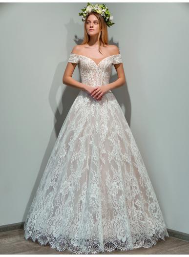 Wedding dress ZLATHA