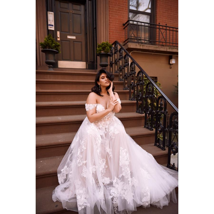 Wedding dress ELORA