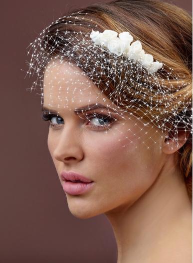 Svatební ozdoba do vlasů  BB-372
