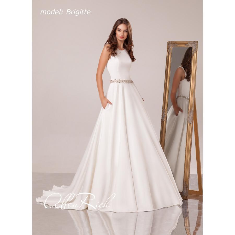 Svatební šaty Brigitte