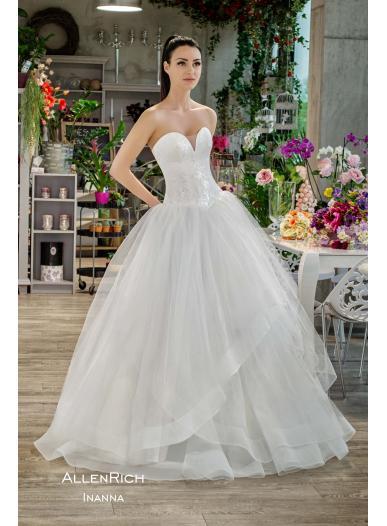 Svatební šaty Inanna