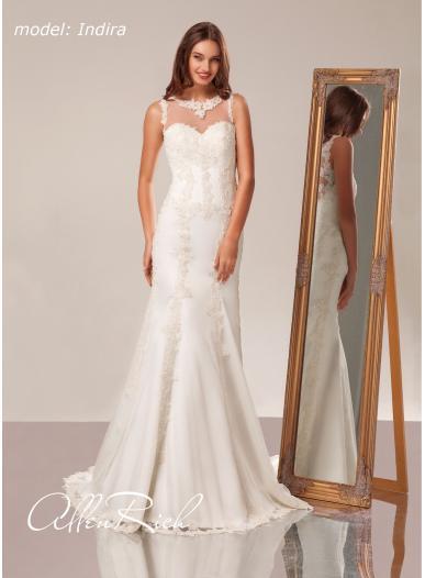 Weddig dress INDIRA
