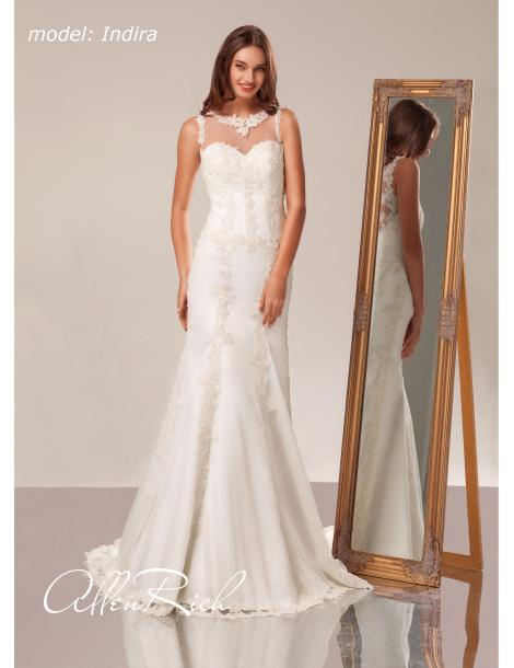 Svatební šaty Indira