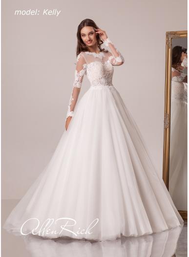 Svatební šaty Kelly