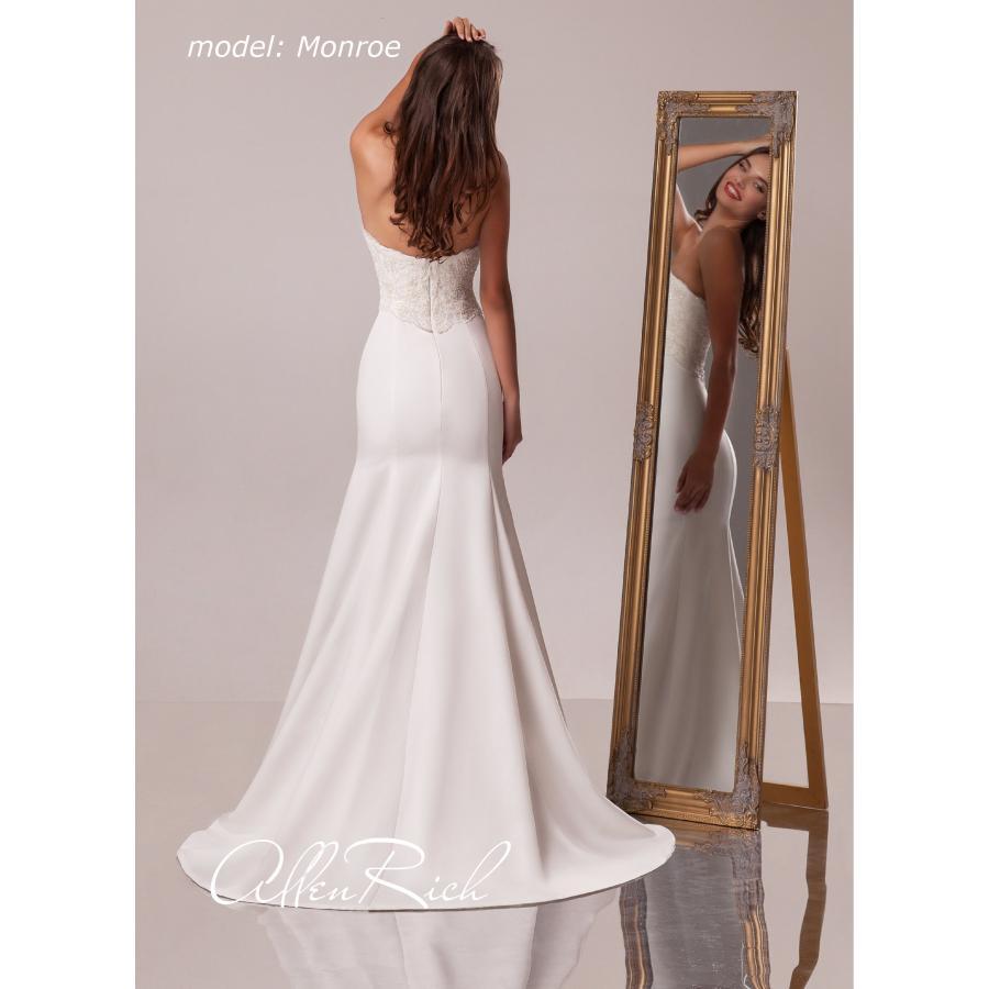 Svatební šaty Monroe