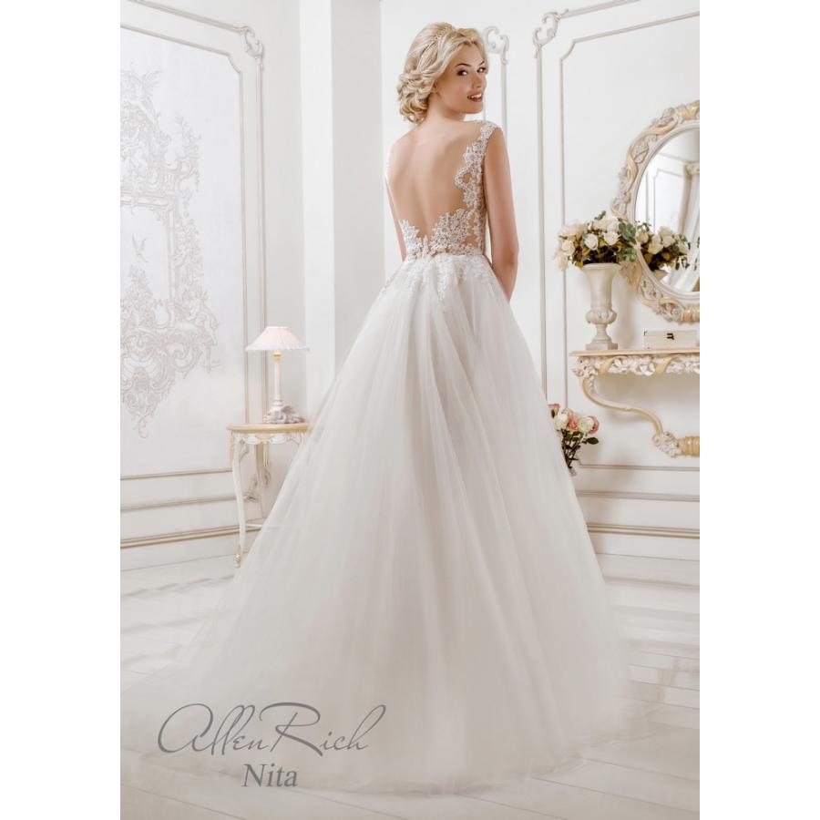 Svatební šaty Nita