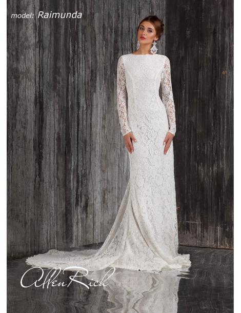 Svatební šaty Raimunda