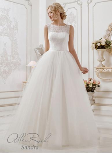 Svatební šaty Sandra